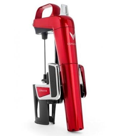 Coravin Wine System Model 2 Elite Candy Apple Red