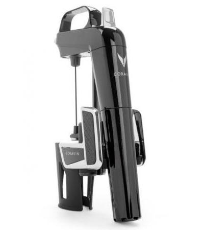 Coravin Wine System Model 2 Elite Piano Black