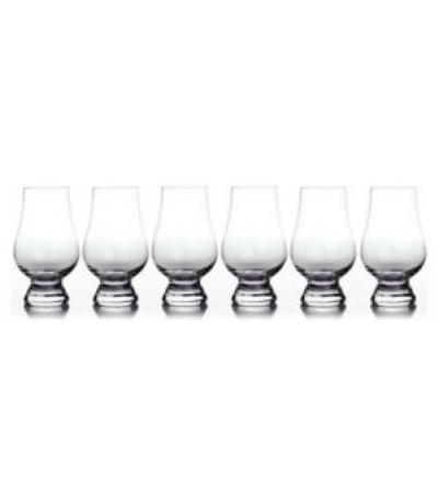Set of Six Glencairn Tasting Glasses