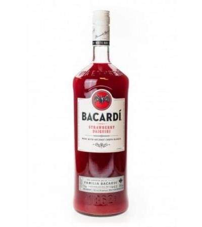 Bacardi Daiquiri Premix Strawberry