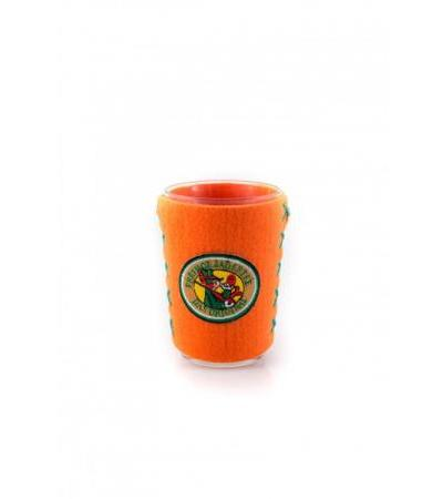 Freihof Jagertee Glas 0,2 Liter Thermo